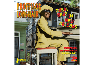 Professor Longhair - Mardi Gras In New Orleans - (CD)