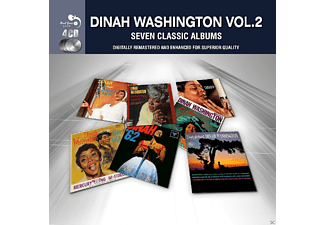 Dinah Washington - 7 Classic Albums 2 - (CD)