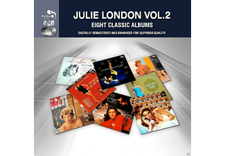 Julie London - Eight Classic Albums Volume 2 - (CD)