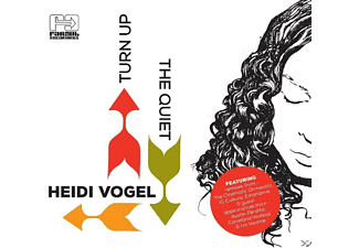 Heidi Vogel - Turn Up The Quiet [CD]