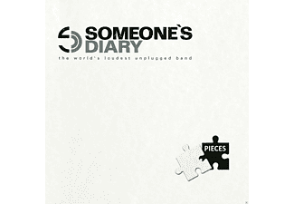 Someone's Diary - Pieces - (CD)