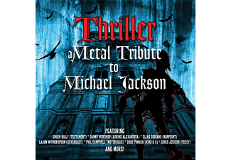 VARIOUS - Thirller-Metal Tribute To Michael Jackson - (CD)