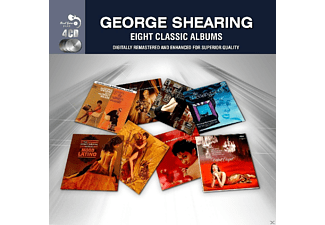 George Shearing - 8 Classic Albums - (CD)