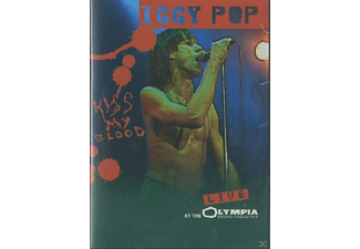 Iggy Pop - Iggy Pop - Kiss my blood - Live at the Olympia - (DVD)