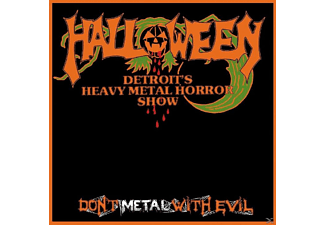Halloween - Don't Metal With Evil - (CD)