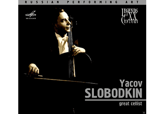 Yakov Slobodkin, VARIOUS - Yakov Slobodkin - Great Cellist - (CD)