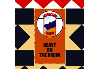 Medicine Head - Heavy On The Drum - (CD)