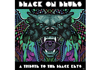 VARIOUS - Black On Blues - Tribute To The Black Keys - (CD)