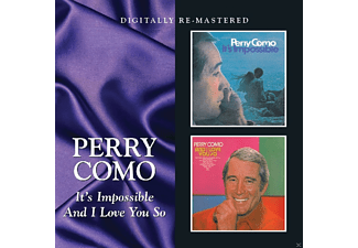 Perry Como - It's Impossible / And I Love [CD]