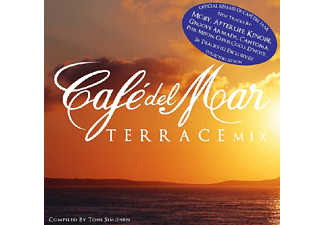 VARIOUS - CAFE DEL MAR (TERRACE MIX) - (CD)