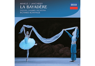 Richard Bonynge, English Chamber Orchestra, Stephanie Gonley - La Bayadere - (CD)