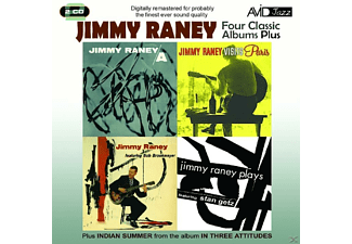 Jimmy Raney - 4 Classic Albums Plus - (CD)