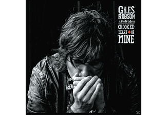 Giles & The Dirty Aces Robson - Crooked Heart Of Mine - (CD)