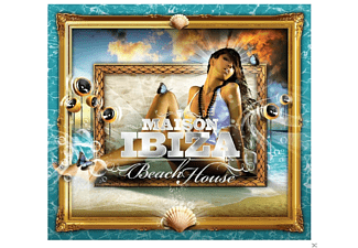 VARIOUS - Maison Ibiza - Beach House - (CD)