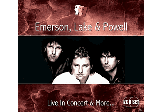 Lake & Powell Emerson - Live In Concert And More - (CD)