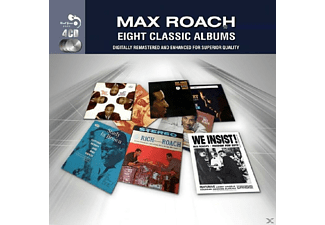 Max Roach - 8 Classic Albums [CD]