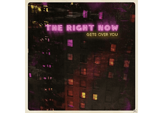 Right Now - Gets Over You - (CD)