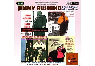 Jimmy Rushing - 4 Classic Albums Plus - (CD)