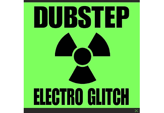 VARIOUS - Dubstep Electro Glitch - (CD)