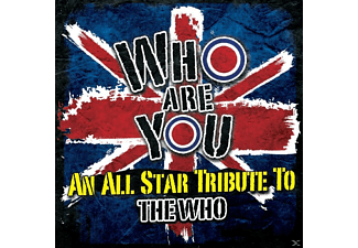 VARIOUS - Who Are You - An All Star Tribute To The Who - (CD)