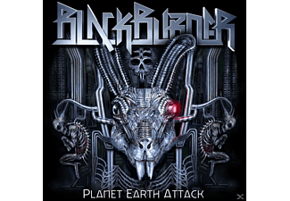 Blackburner - Planet Earth Attack - (CD)
