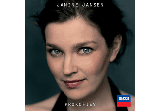 Janine Jansen, The London Philharmonic Orchestra - PROKOFIEFF: VIOLINKONZERT NR.2 [CD]