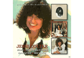 Jessie Colter - Mirriam/That's The Way A Cowboy Rocks & Rolls/Ridi - (CD)