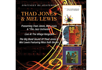 Thad Jones, Mel Lewis - Presenting / Live At Village Vanguard / Big Band Sound - (CD)