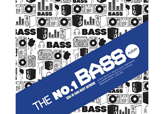 VARIOUS - The No.1 Bass Album - (CD)