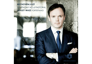 Ashley Wass - Symphony No. 6 Pastoral - (CD)