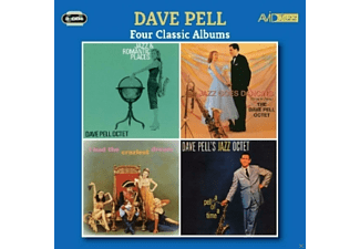 Dave Pell - 4 Classic Albums - (CD)