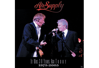Air Supply - It Was 30 Years Ago-Live - (CD)