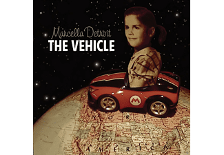Marcella Detroit - Vehicle - (CD)