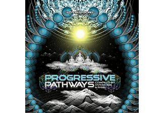VARIOUS - Progressive Pathways - (CD)