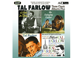 Tal Farlow - 3 Classic Albums Plus - (CD)