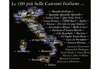 VARIOUS - Le 100 Belle Canzoni - (CD)