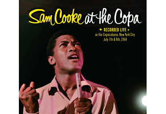 Sam Cooke - Sam Cooke At The Copa - Live (Remastered) - (CD)