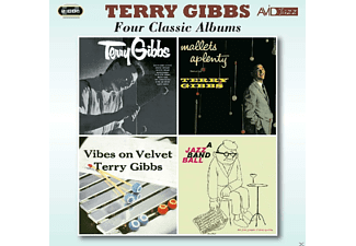 Terry Gibbs - 4 Classic Albums - (CD)