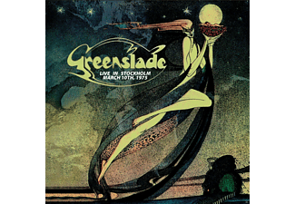 Greenslade - Live In Stockholm - (CD)