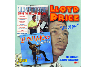Lloyd Price - All Of Me - (CD)