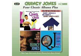 Quincy Jones - Four Classic Albums Plus [Doppel-CD] - (CD)