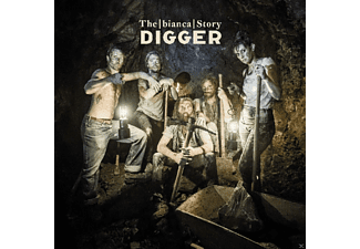 The Bianca Story - Digger - (CD)