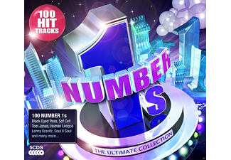 VARIOUS - Ultimate Number 1s [CD]