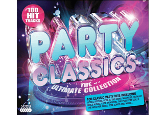 VARIOUS - Party Classics - (CD)