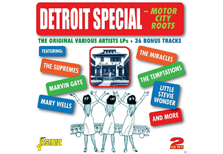 VARIOUS - Detroit Special - (CD)