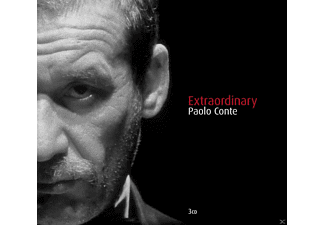 Paolo Conte - Extraordinary - (CD)