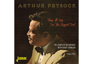 Arthur Prysock - They All Say I'm The Big - (CD)