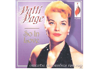 Patti Page - So In Love - (CD)