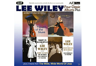 Lee Wiley - 4 Classic Albums Plus - (CD)