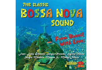 VARIOUS - The Classic Bossa Nova Sound - From Brazil With Love - (CD)